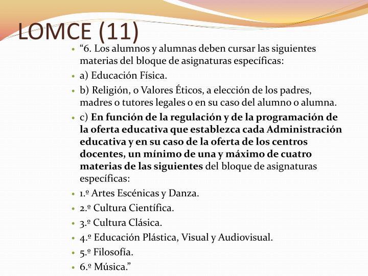 LOMCE (11)