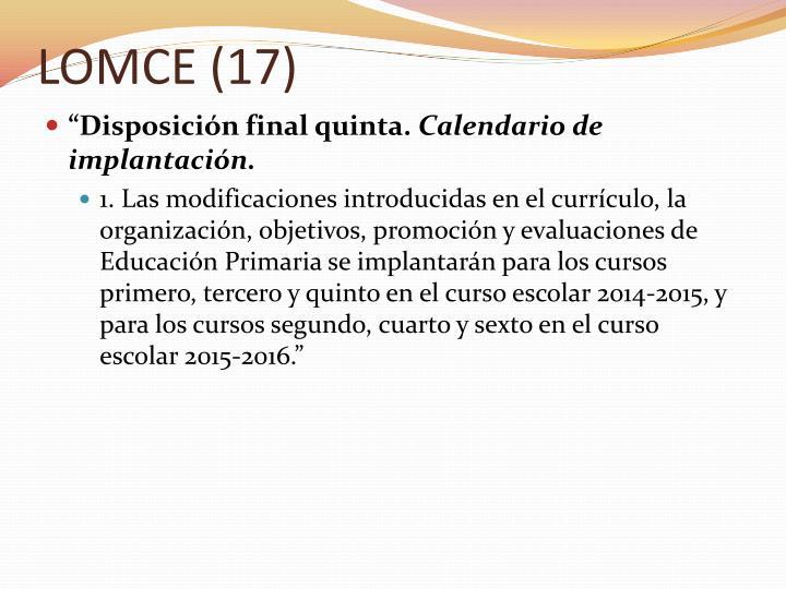 LOMCE (17)