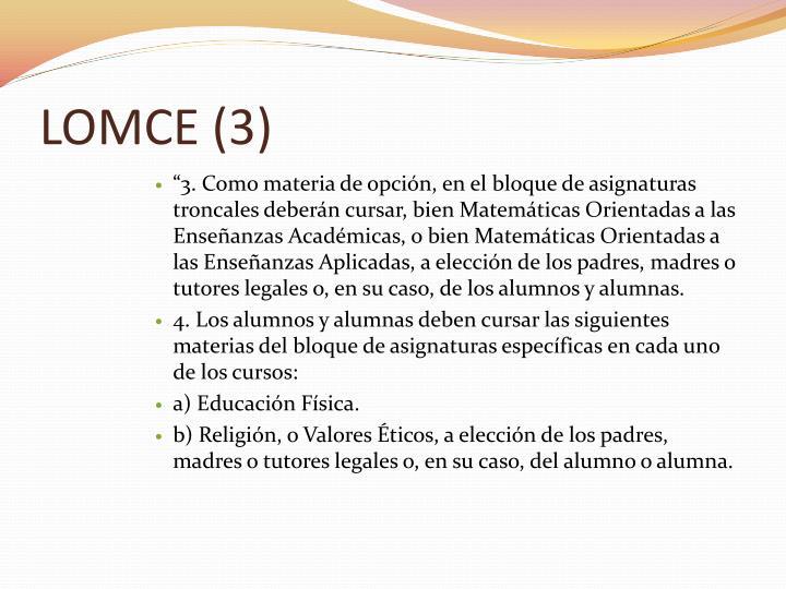 LOMCE (3)
