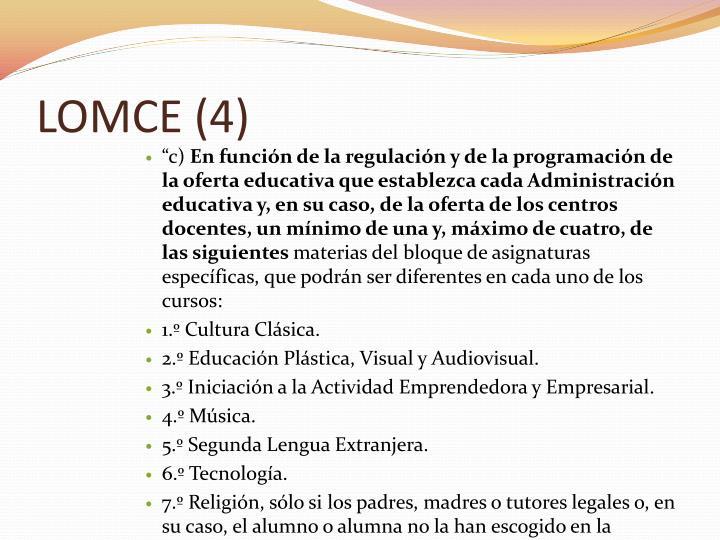 LOMCE (4)