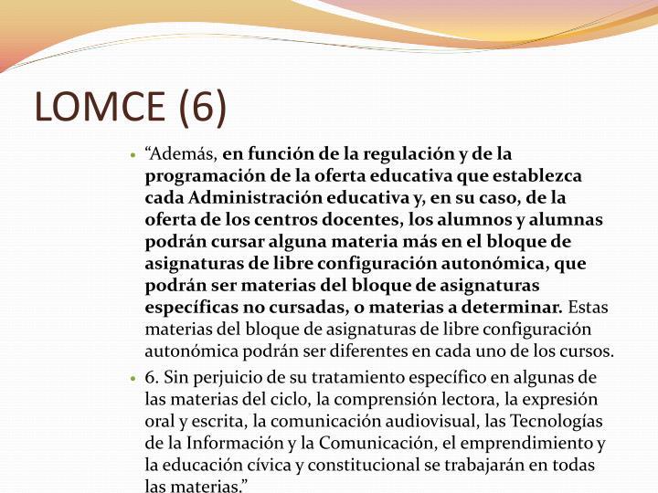LOMCE (6)