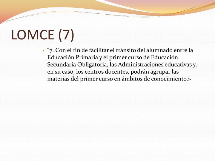 LOMCE (7)