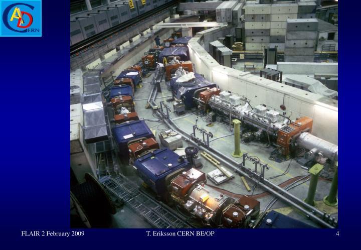 T. Eriksson CERN BE/OP