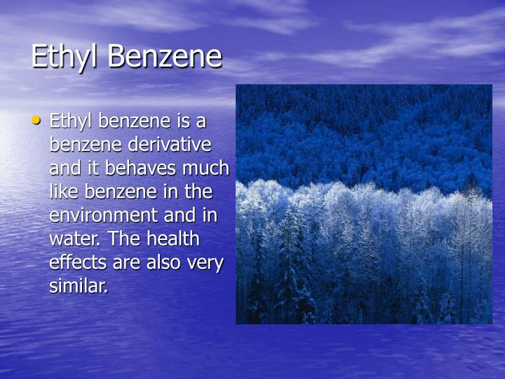 Ethyl Benzene