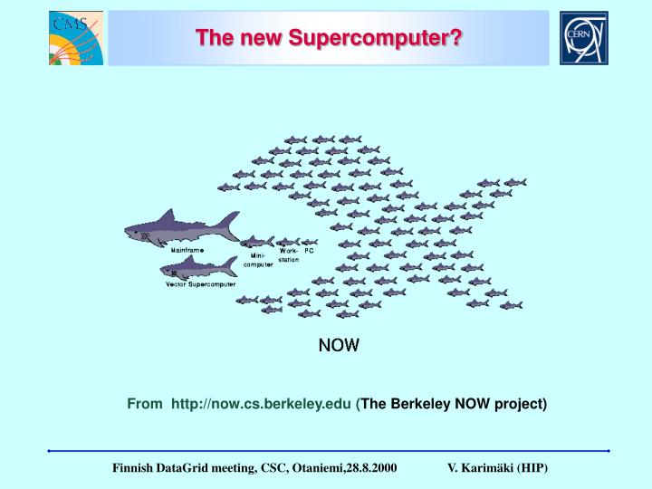 The new Supercomputer?