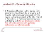 article 48 2 of solvency ii directive