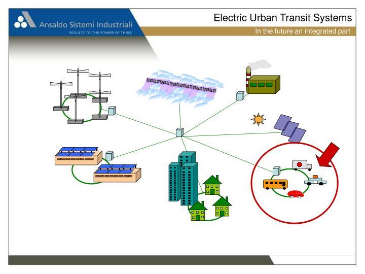 Electric Urban Transit Systems