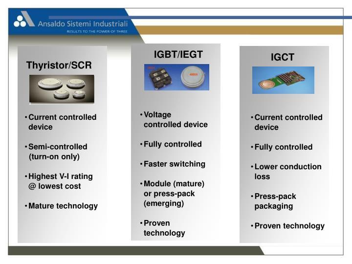 IGBT/IEGT