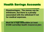 health savings accounts3