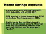 health savings accounts4