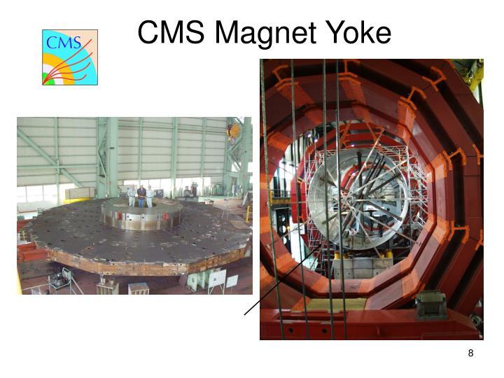 CMS Magnet Yoke