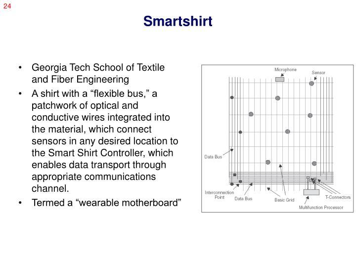 Smartshirt