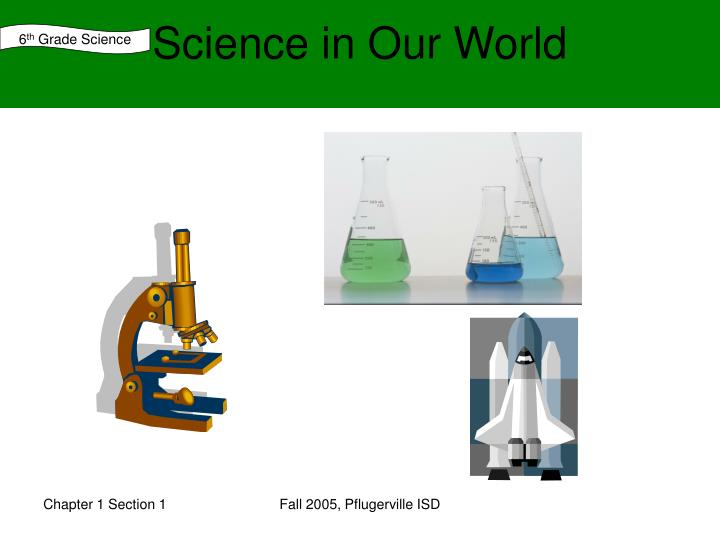 science in our world n.