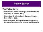 policy server1