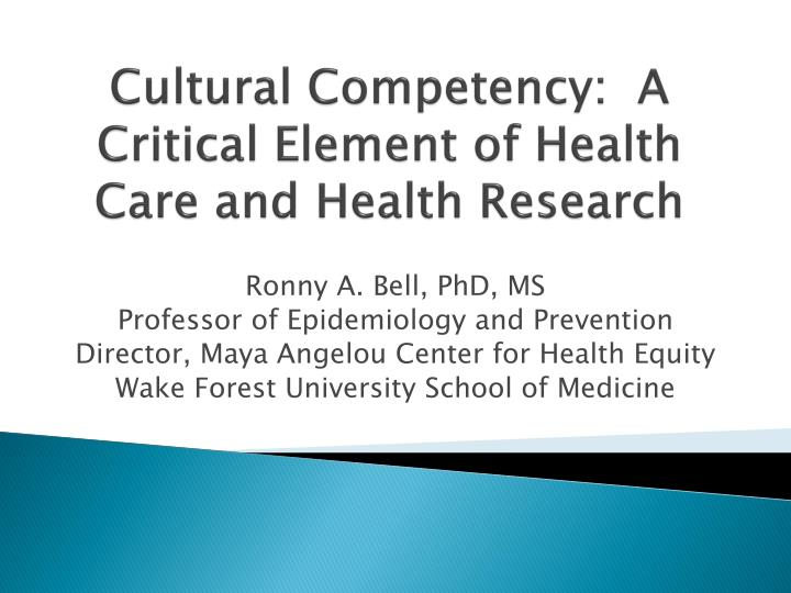 health care - explain why competency is an ethics issue for health care Reducing health disparities and achieving equitable health care remains an important goal for the us healthcare system cultural competence is widely seen as a foundational pillar for reducing disparities through culturally sensitive and unbiased quality care culturally competent care is defined.