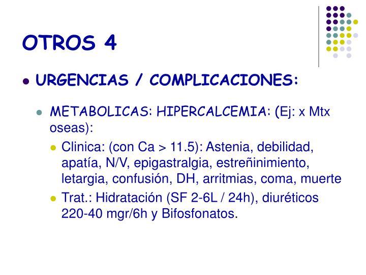 OTROS 4