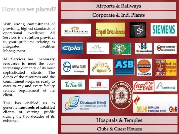 Airports & Railways