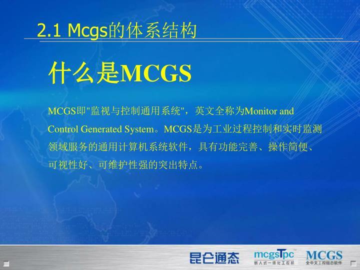 2 1 mcgs