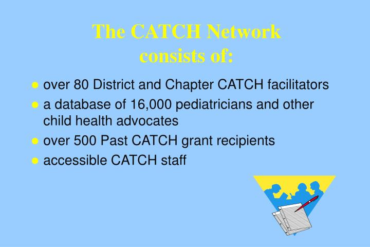 The CATCH Network