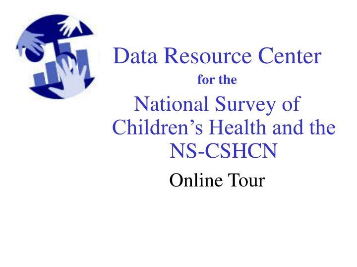 Data Resource Center