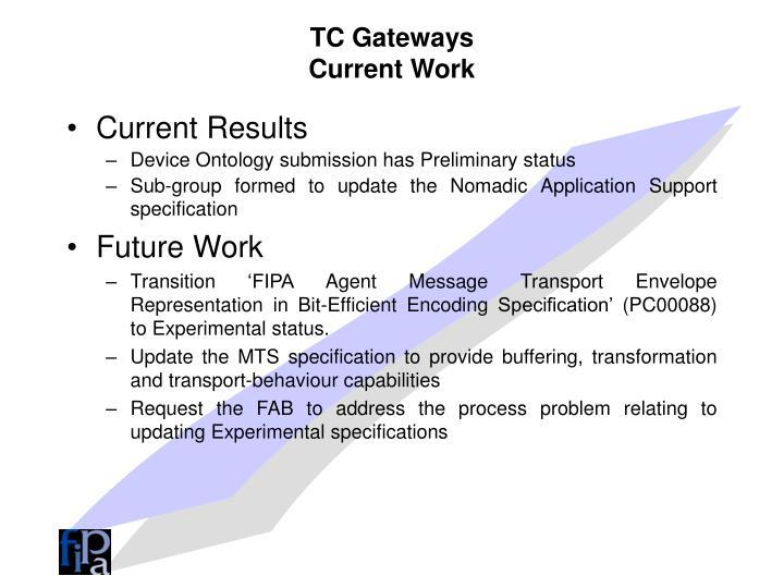 TC Gateways