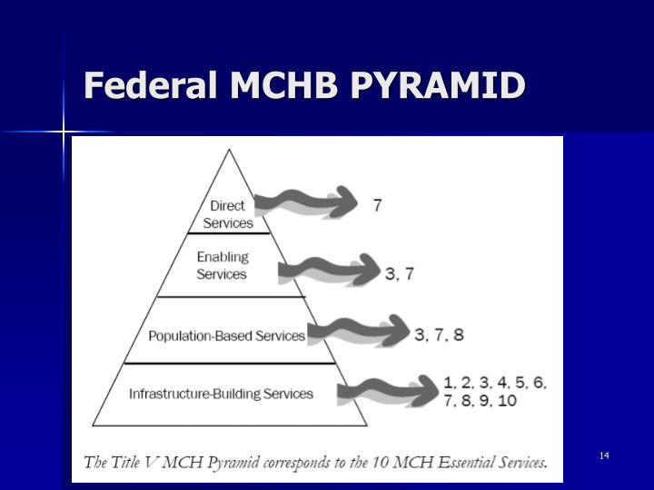 Federal MCHB PYRAMID