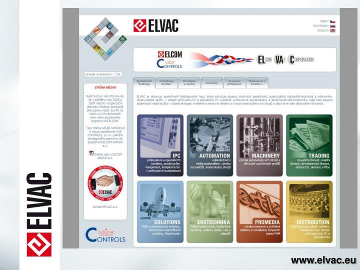 www.elvac.eu