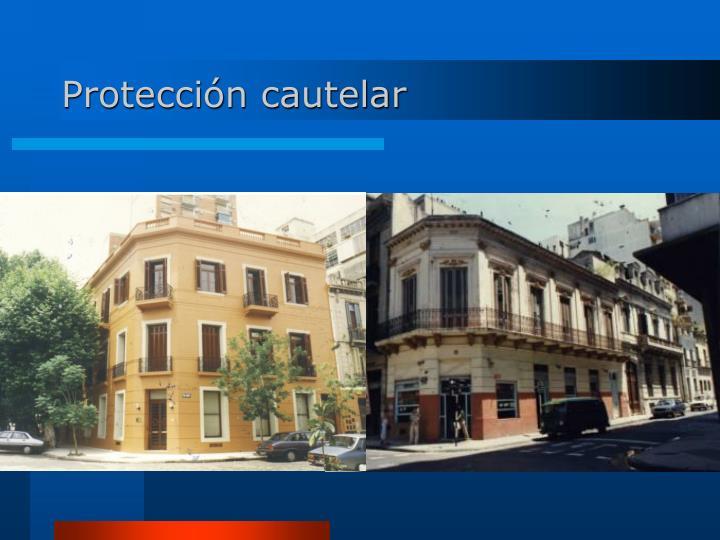 Protección cautelar