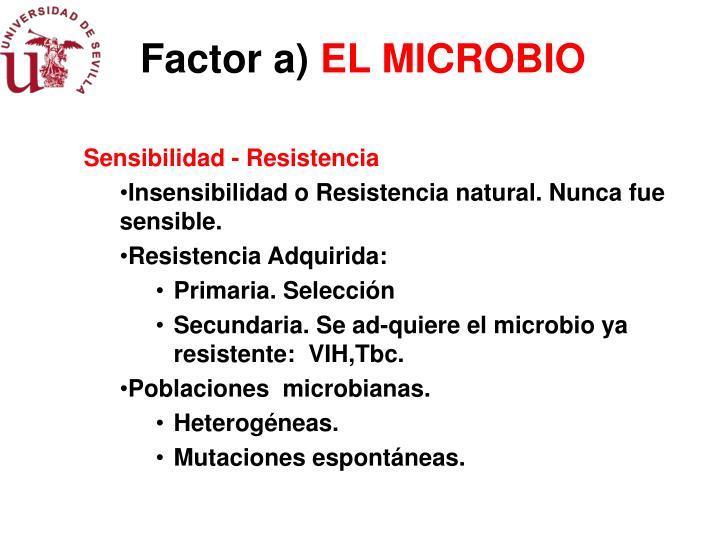Factor a)