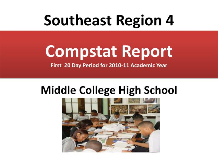 Compstat report first 20 day period for 2010 11 academic year