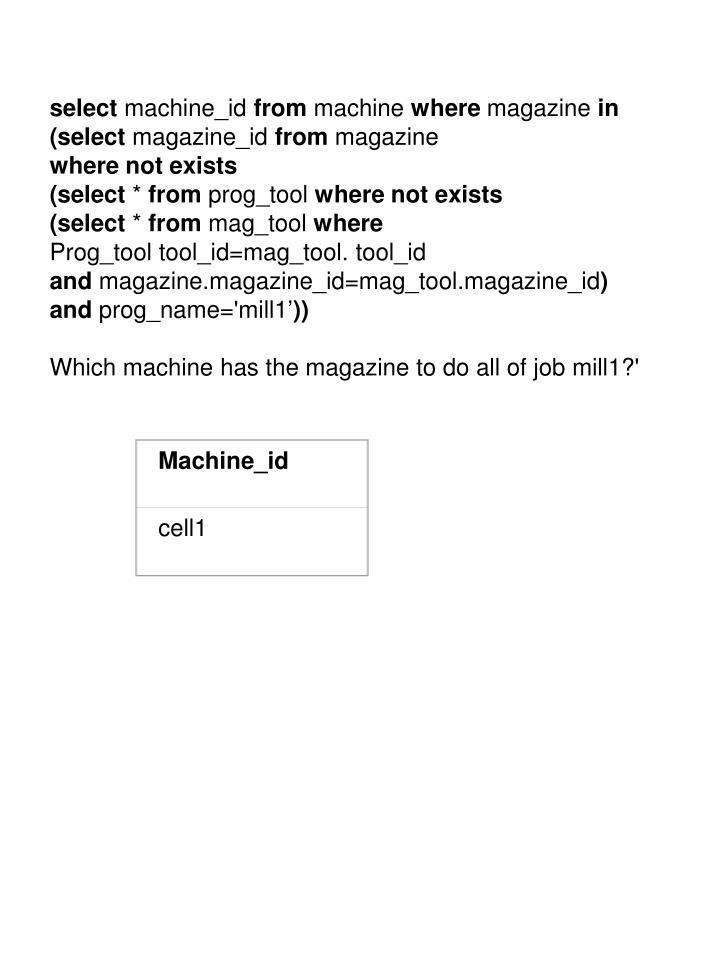 Machine_id