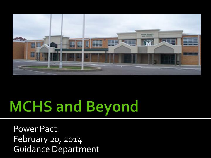Power pact february 20 2014 guidance department