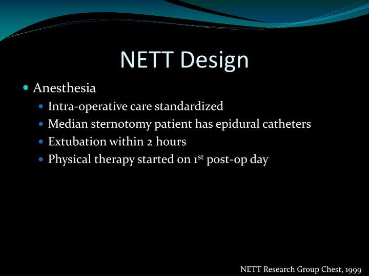 NETT Design