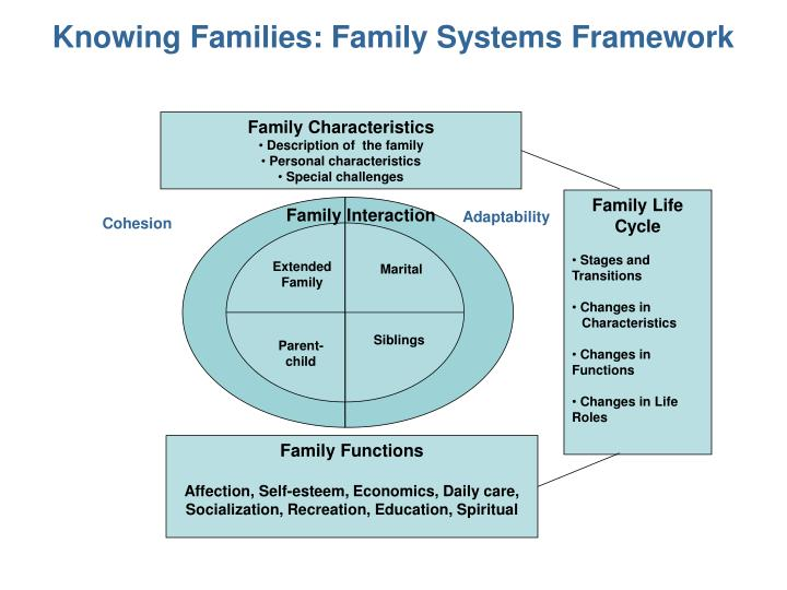 Knowing Families: Family Systems Framework