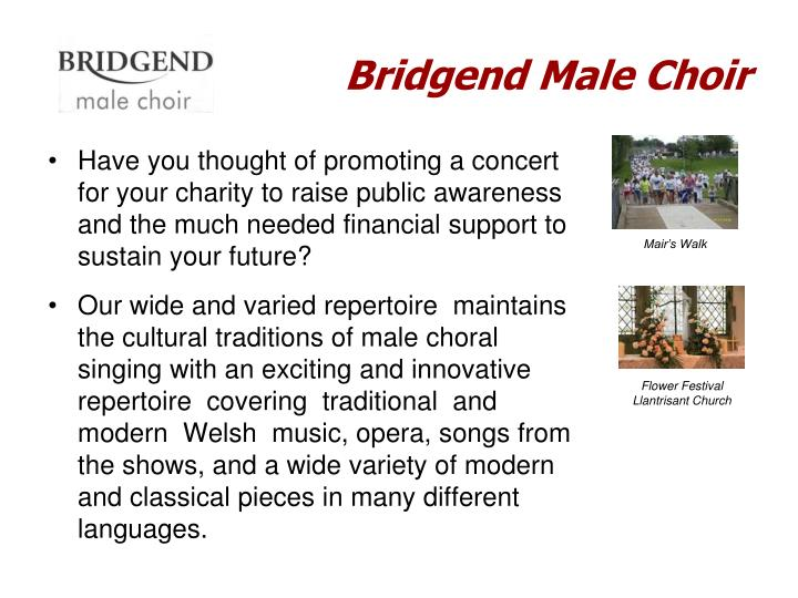 Bridgend male choir1