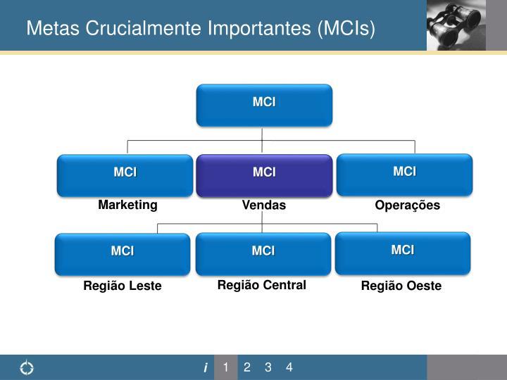 Metas Crucialmente Importantes (MCIs)