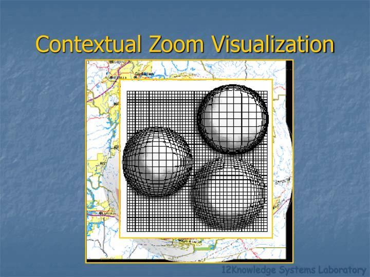 Contextual Zoom Visualization