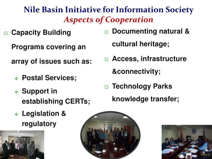 Nile Basin Initiative for Information Society