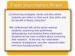 from information power1