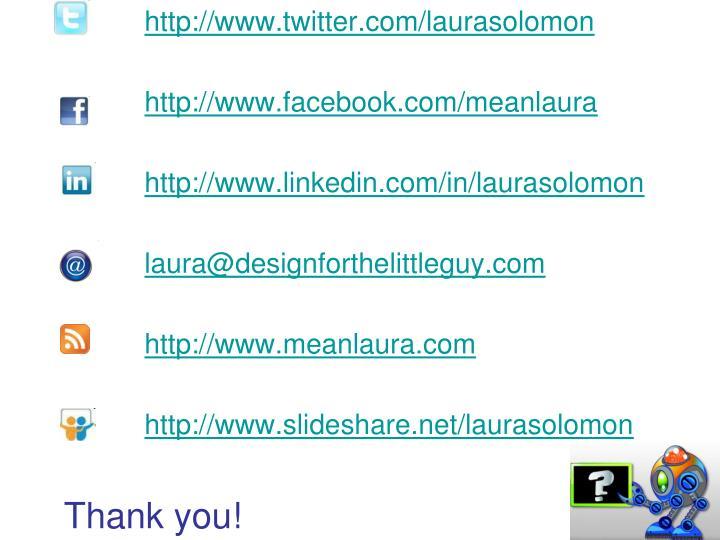 http://www.twitter.com/laurasolomon