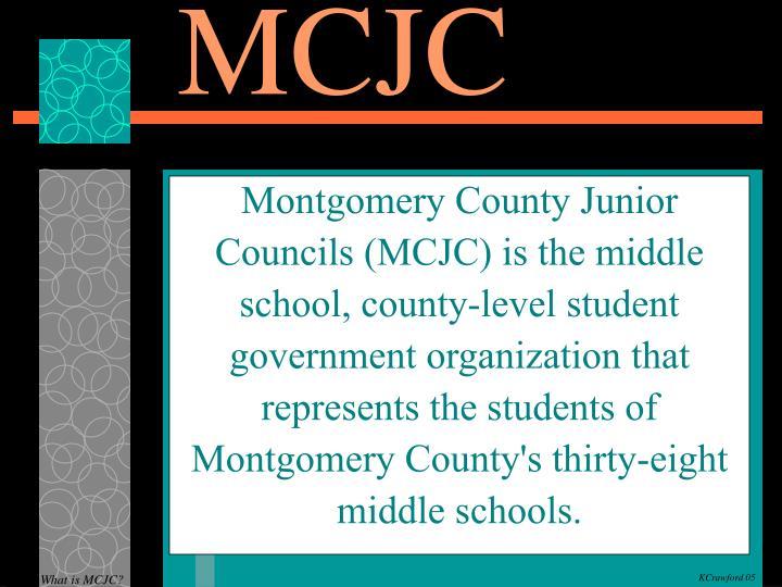 Montgomery County Junior