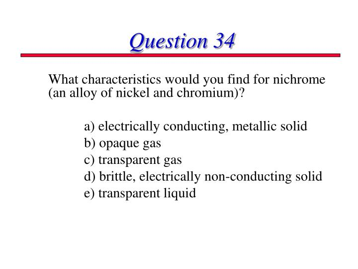 Question 34