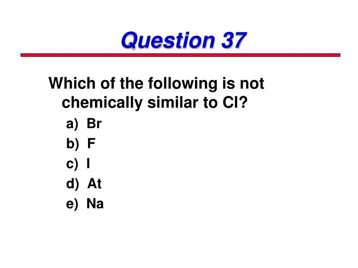 Question 37