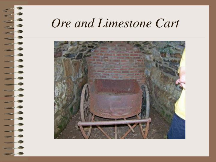 Ore and Limestone Cart