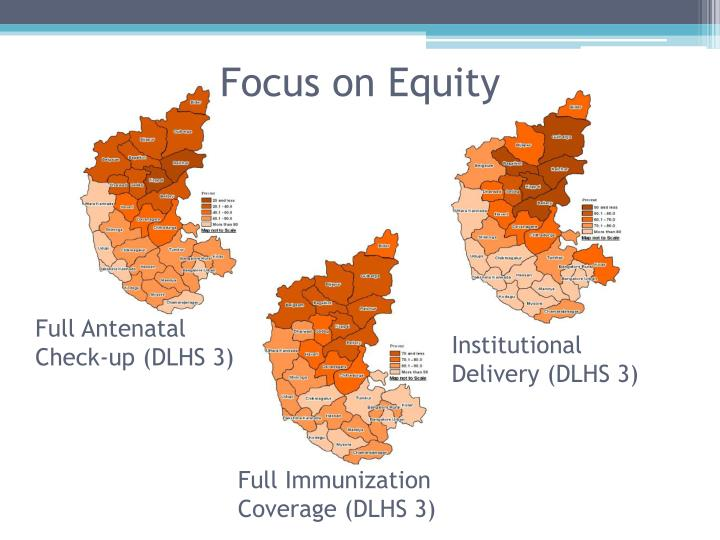 Focus on Equity
