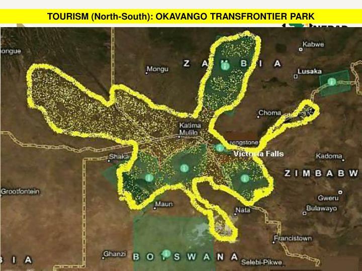 TOURISM (North-South): OKAVANGO TRANSFRONTIER PARK