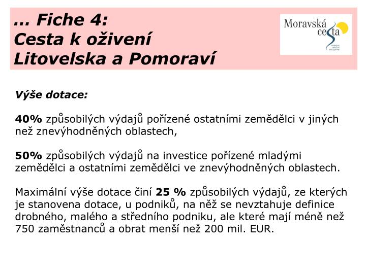 … Fiche 4: