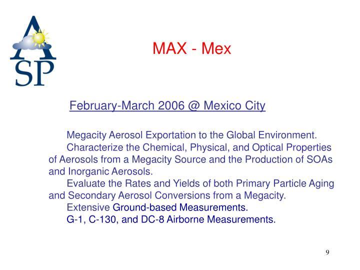 MAX - Mex