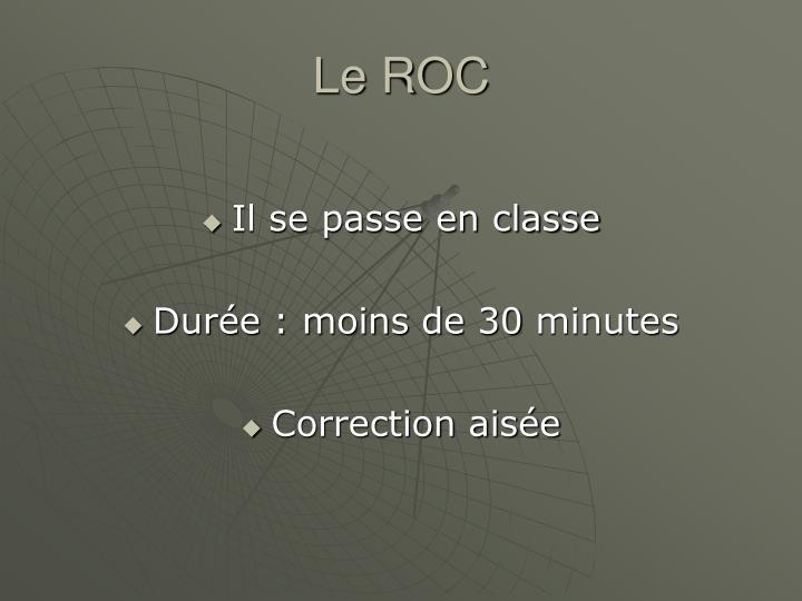 Le roc1