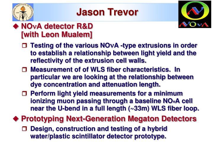Jason Trevor